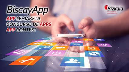 The list of finalists of the BiscayApp contest will be announced at the end of October