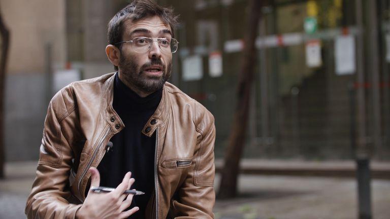 Kiko Llanerasekin elkarrizketa, datuetan espezializatutako El País egunkariko kazetaria